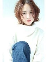 フィックスビューティーサロン エイル(Fix Beauty Salon aile)ひし形シルエットで大人ショート☆