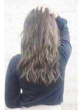 ヘアサロンアネラ 新宿店(Hair Salon ANELA)外国人風☆アッシュグレージュ