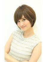 マイア 横浜駅店(hair saloon maia)【maia】とにかくショートが好き☆ハニカミショート☆