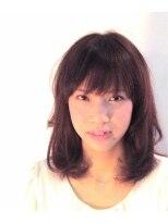 ヘアーカーブ(haircarve)秋★haircarveメープルブラウン★