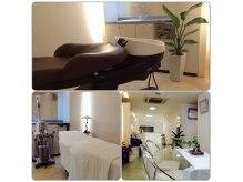 美容室ロベリアの雰囲気(2Fはエステルーム、着付け室、セット面をご用意しております。)