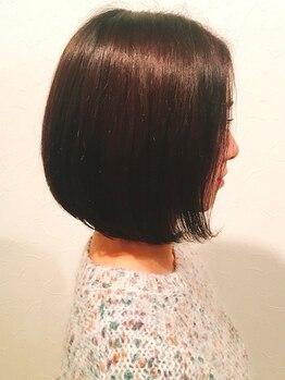 ニーチェ(Ni-Che)の写真/ダメージレス施術にこだわり有◎髪と頭皮への優しさにこだわるサロン☆【TOKIO取扱店】美髪を叶える