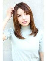 ヘアーメイク リアン 新田辺店(Hair Make REAN)◆REAN 京田辺/新田辺◆大人ストレート