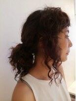 ハブコヘアスパ(HaBCo hair spa)ヘルシーパーマ