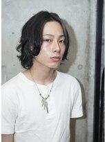 【salon de MiLK 原宿】刈り上げツーブロックグランジヘア!!