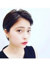 ダダ ヘアサロン(DADA Hair Salon)【誰でも似合うショートスタイル】ジェンヌver