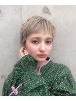 ルッツ(Lutz. hair design)short hair