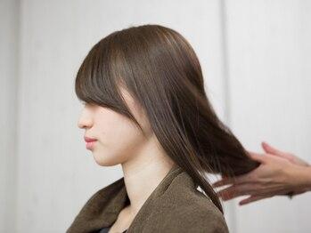 イースト(YEAST)の写真/当店オススメの【Aujua】のトリートメントで髪質改善しませんか??店販セットメニューもオススメです☆