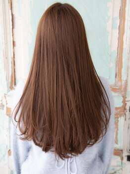 ロッソ ヘアアンドスパ 八潮店(Rosso Hair&SPA)の写真/【八潮駅徒歩1分☆駐車場有】髪に合わせたオーダーメイドのフローディアトリートメントで理想の仕上がりに