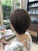 アドゥーヘア ヴィス(A do hair vis)夏ショート