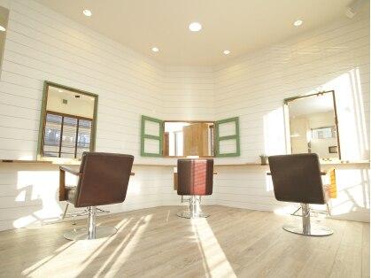 ヘアアトリエ バル(hair atelier bal)の写真