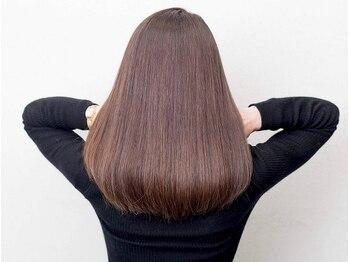 ムードコア 関内店(mu;d Coa)の写真/紫外線対策!まとまる髪へ…♪髪質再生しながらかけるストレートなら潤いのある自然な仕上がりに★[関内駅]