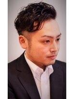 ネオヘアー 京成曳舟店(NEO Hair)ビジネスパーマスタイル【墨田区曳舟店】
