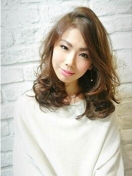 パスアパーチール(paz a partir de ichi Beauty Design Office)の写真/あなたのキレイを引き出すために・・。丁寧なカウンセリングで、似合わせカット&カラーをご提案☆