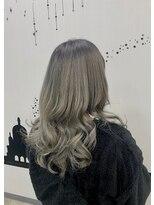 ヘアーサロン エール 原宿(hair salon ailes)(ailes 原宿)style428 パールグラデーション☆ヘルシーレイヤー