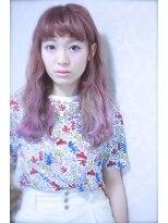 アリス ヘア デザイン(Alice Hair Design)Alice☆ミルフィーユピンク
