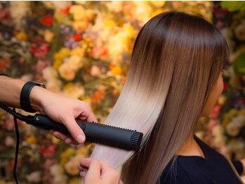 東京美髪研究所 恵比寿本店の写真/【コロナ対策実施中】日々の疲れを癒したい時は、少人数のプライベート空間でほっと一息タイムを…♪