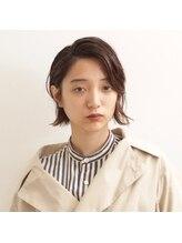 クラップス 横須賀中央店(CLAPS)濡れた質感も女性らしいクリーンなスタイル