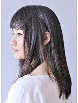 ココ ヘアーアンドライフスタイル(COCO hair&lifestyle)【COCO山口】ナチュラルストレートヘア