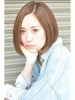 ヘアーサロン エール 原宿(hair salon ailes)(ailes原宿)style118 クラシカル☆メルトボブ
