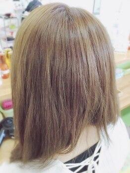 ヘアカラーソメセン(hair collar SOMESEN)の写真/白髪染めならカラー専門店「SOMESEN」がおすすめ♪お手頃価格で、大人女性を美しく☆