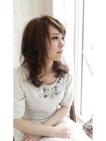 ヘアーデザインニア(Hair Design NiA)軽セミディ