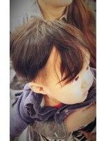 ヘア デザイン スタイリー(Hair Design stylee)KIDS 2ブロック!