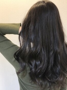 ナルヘアー(NALU hair)の写真/【カット+カラー+3Stepトリートメント¥9980】【カット+クイックリペアトリートメント¥4980】上質な潤艶髪へ