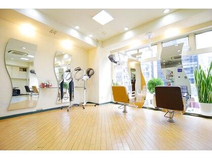 ヘアスタジオレイ(Hair Studio Ray)の写真