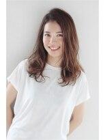 モッズ ヘア 二子玉川店(mod's hair)ラフウェーブスタイル♪【ANAIS 2013 S/S】