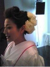 ストロボヘアー(Stro Bo hair)結婚式セット