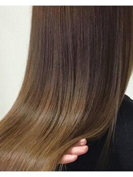 ヘアープロデュース フラックス(HAIR PRODUCE flux)の写真/【リピート95%話題の髪質改善トリートメントで美髪ケア♪毛先まで潤う上質なツヤ感&理想の髪質に感動!】
