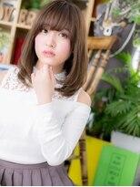 *+bliss浦和+*…斜めバング*モテワンカールc
