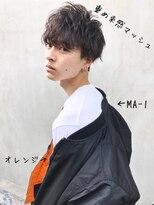 [Lita]☆花渕☆人気☆重めマッシュパーマ☆