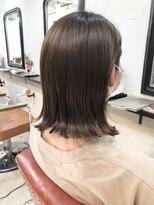 エトネ ヘアーサロン 仙台駅前(eTONe hair salon)大人可愛い20代30代40代小顔切りっぱなしボブ前下がり