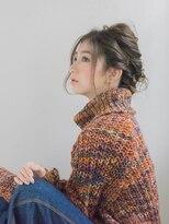 オジコ(ojiko)☆月曜営業☆【ojiko.】大人可愛いねじりアレンジ