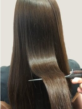 シュガー(Sugar)の写真/【AUTHENTIC BEAUTY CONCEPT導入☆】癒し+髪質の改善で貴方の好みに合わせた理想の髪に♪