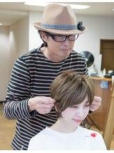 フリンジヘアーサロン(Fringe Hair Salon)染谷 正