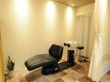 マリカ ルーム(marica room)の雰囲気(最新のヘッドスパ導入★髪と頭皮の健康をサポートします。)