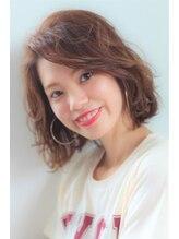 """イト リトルヘアガーデン(ito. little hair garden)泉中央ito.海斗担当""""夏ボブ×シアーベージュカラー"""""""