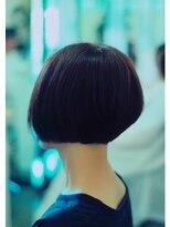 サウンドヘアデザイン(sound hair design)★soundhairdesign★ラインの綺麗なボブ
