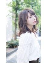ロンド フィーユ(Lond fille)【Lond fille】透けるカラーでワンランク上の上品カラー☆