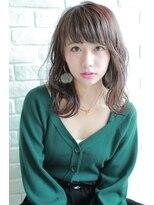 リリィ ヘアデザイン(LiLy hair design)LiLy hair design ~ ゆるカールセミロング