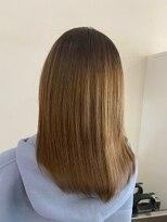 ラヴィールアーム(Ravir ame)【サラ艶】髪質改善トリートメント