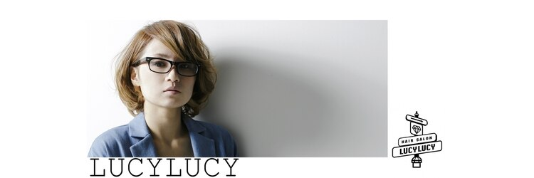 ルーシールーシー(LUCY LUCY)のサロンヘッダー