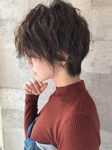 パルフェ(parfait)大人ショート パーマ【青葉台】