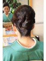 ヘアーサロン リンカ(Hair Salon Rinka)小学校卒業式☆保護者☆