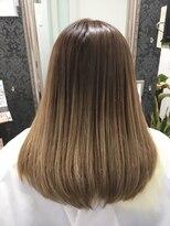 ヘアーグランデシーク(Hair Grande Seeek)A/W マロングラデcolor♪