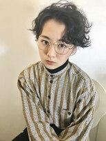 チクロヘアー(Ticro hair)【ticro大石】ボーイッシュショート