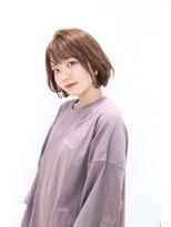 【VIVALTO 西宮北口】小顔カット☆レイヤー大人ボブカット